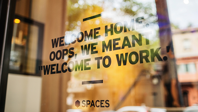 SPACES WORKS